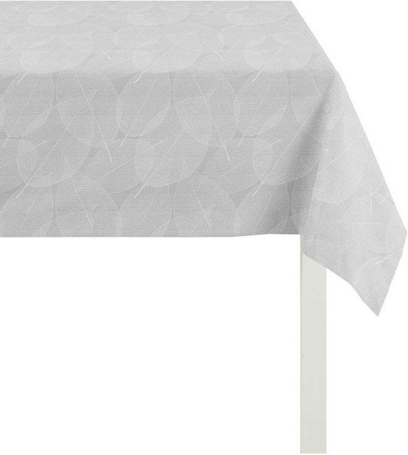 APELT Tischdecke »3301 INDIAN SUMMER« (1-tlg)   Heimtextilien > Tischdecken und Co > Tischdecken   Grau   APELT