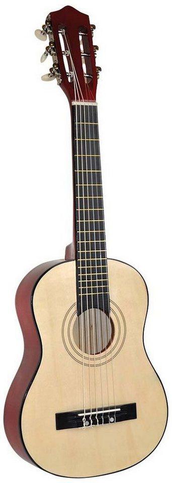Voggenreiter Voggy Die Kleine Kindergitarre 1//8 Kinder Gitarre Akustikgitarre