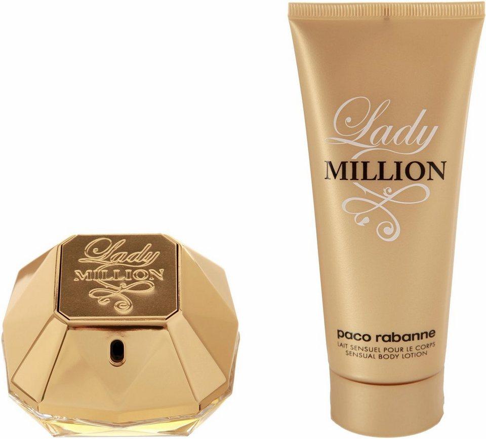 Paco Rabanne, »Lady Million«, Duftset (2-tlg.)