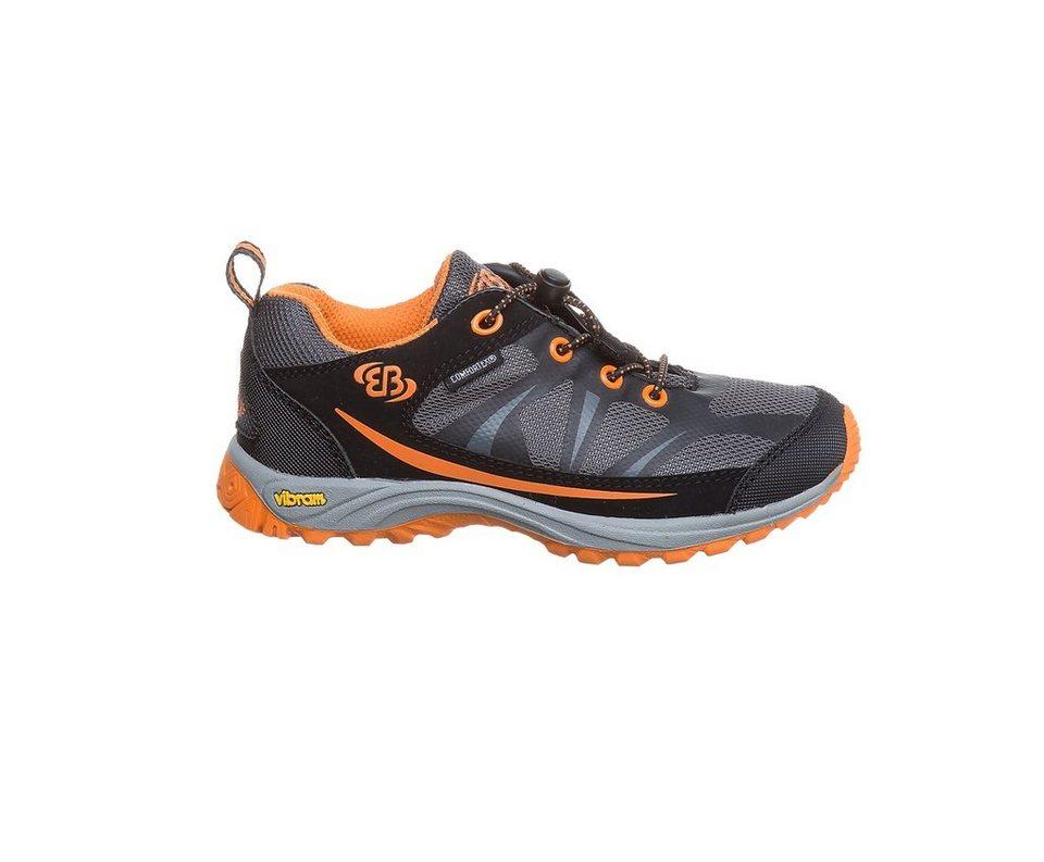 Brütting Outdoorschuh »Range« in grau/schwarz/orange