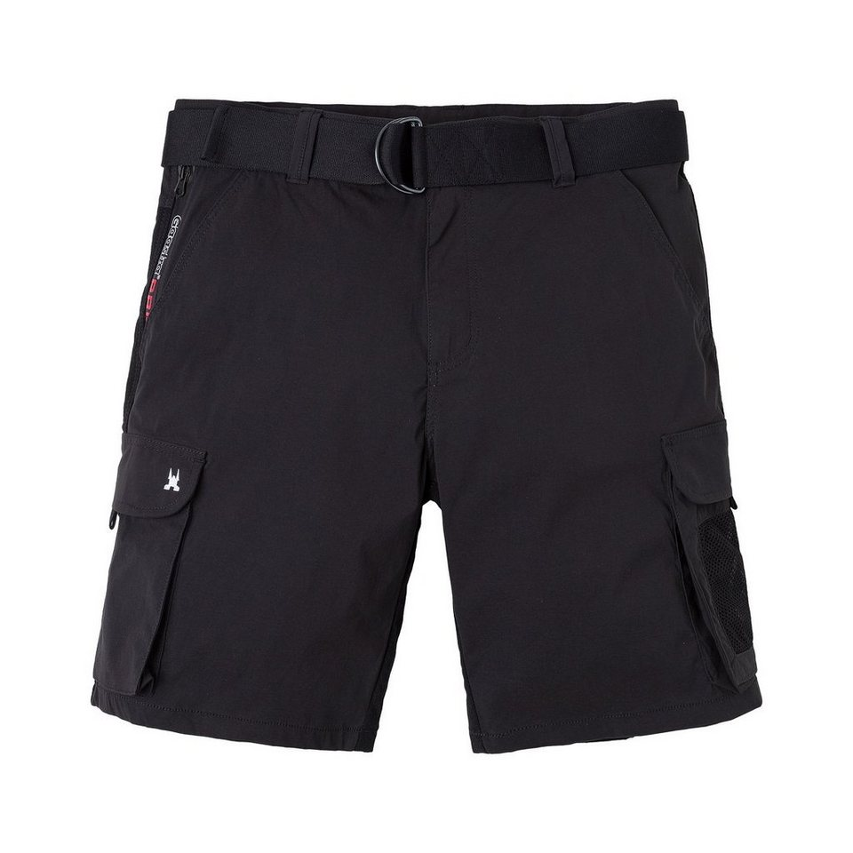 Gaastra Shorts in schwarz