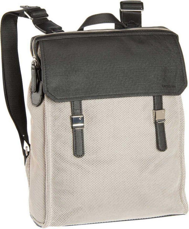 "Samsonite B-Supreme Business Backpack 14.1"" SP in Taupe Mesh"
