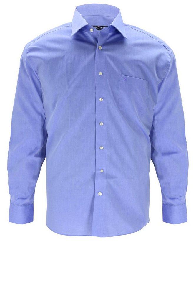 Casamoda Businesshemd in Blau
