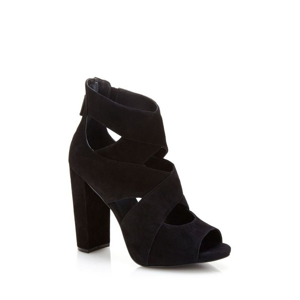 Guess ANKLE BOOT ABBEY VELOURS in Schwarz