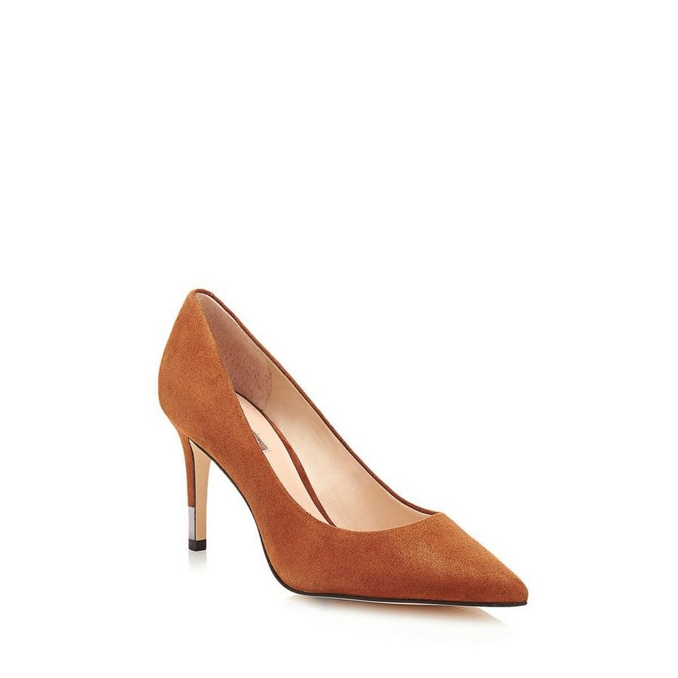 Guess PUMPS ELE VELOURS in Braun