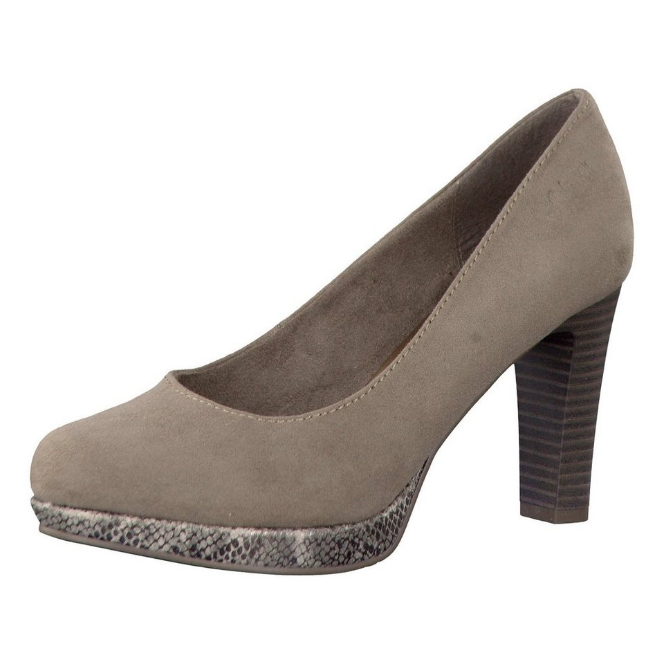 s.Oliver Nelida Pumps in taupe