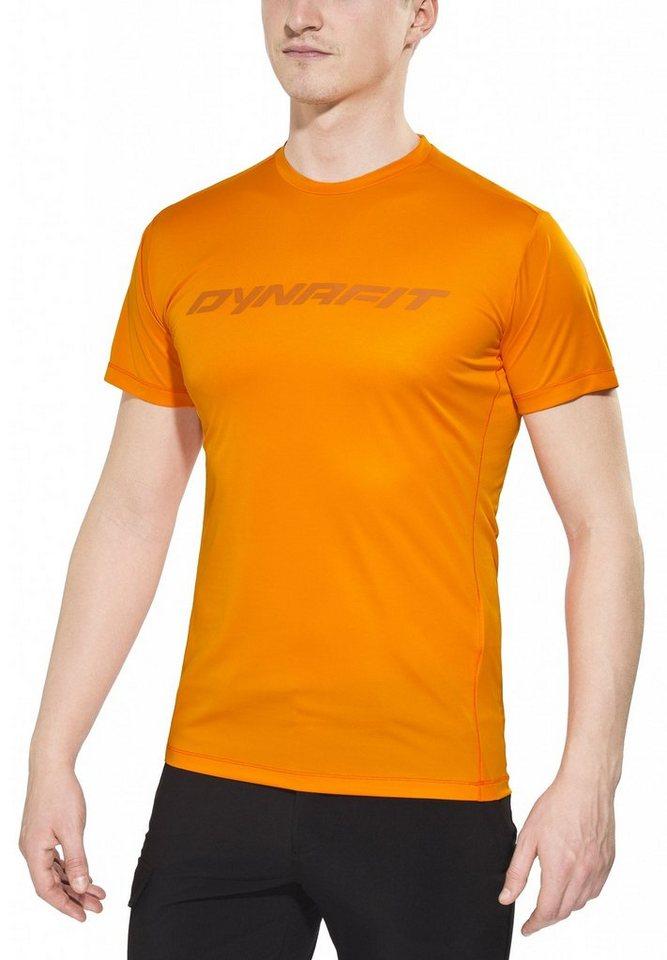Dynafit T-Shirt »Traverse Men S/S Tee« in orange