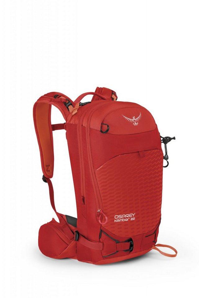 Osprey Sport- und Freizeittasche »Kamber 22 Backpack Men« in rot