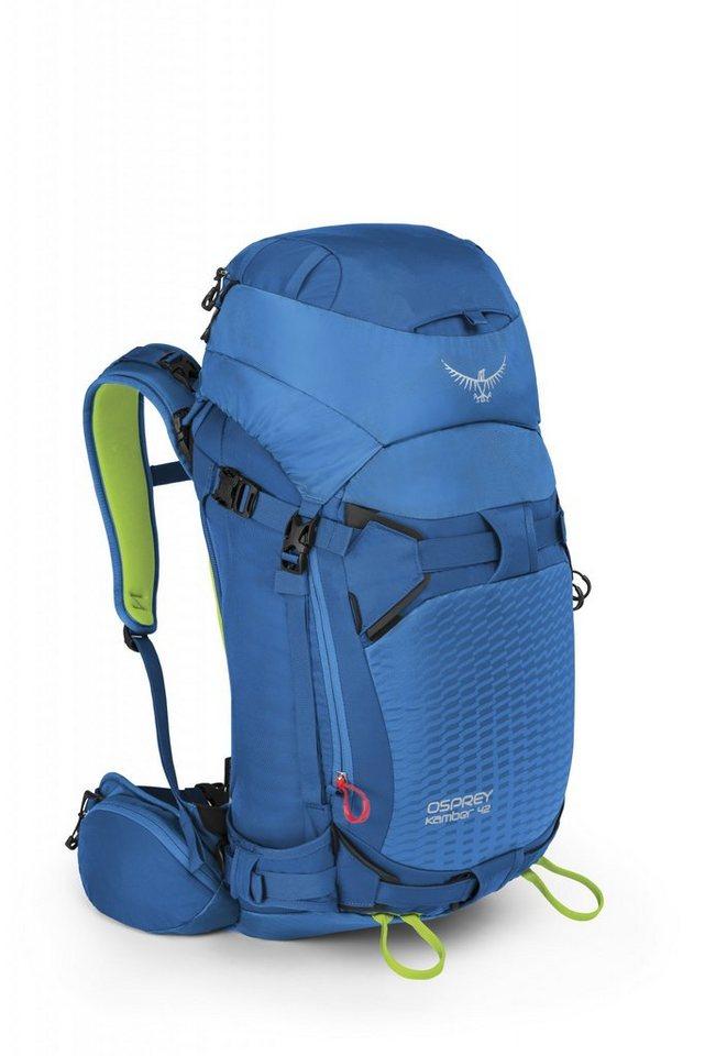 Osprey Sport- und Freizeittasche »Kamber 42 Backpack Men« in blau