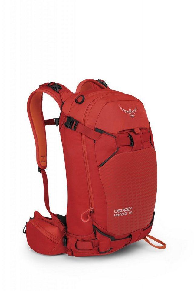 Osprey Sport- und Freizeittasche »Kamber 32 Backpack Men« in rot