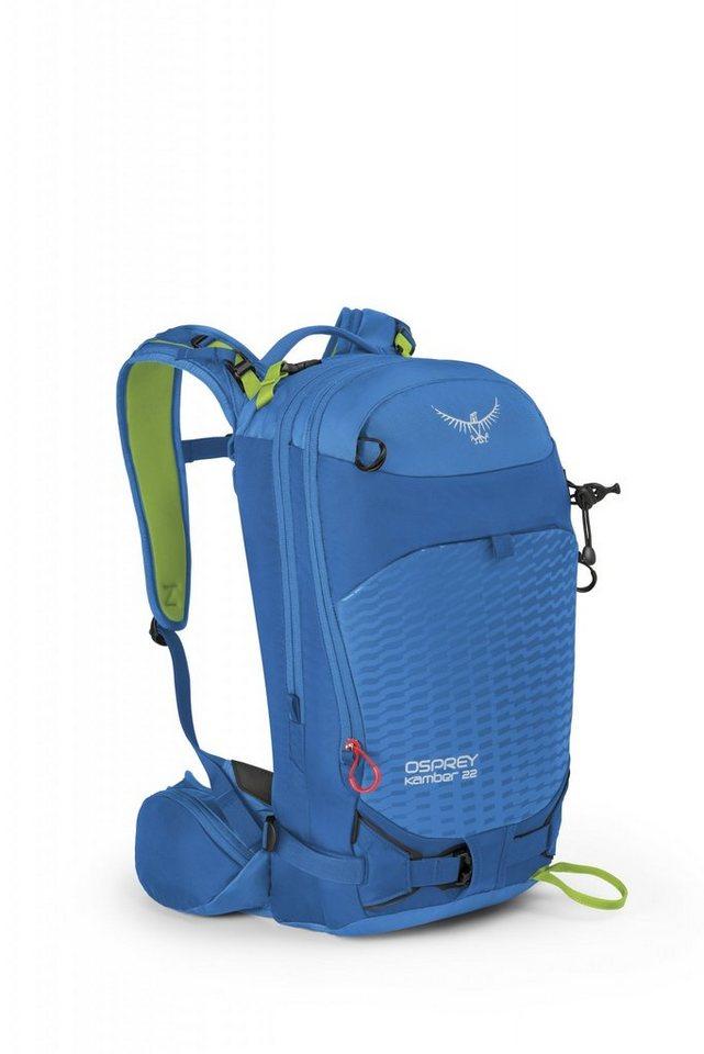Osprey Sport- und Freizeittasche »Kamber 22 Backpack Men« in blau
