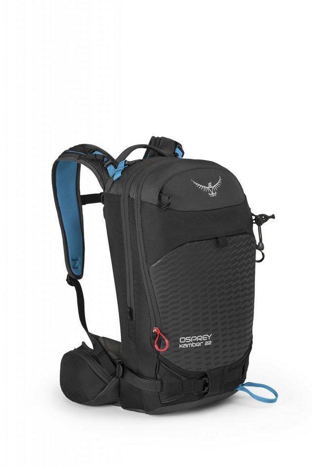 Osprey Sport- und Freizeittasche »Kamber 22 Backpack Men« in schwarz