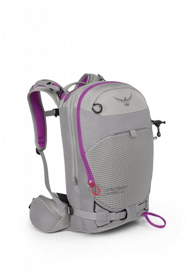 Osprey Sport- und Freizeittasche »Kresta 20 Backpack Women« in grau