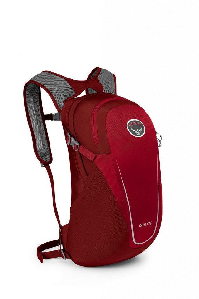 Osprey Sport- und Freizeittasche »Daylite Backpack« in rot
