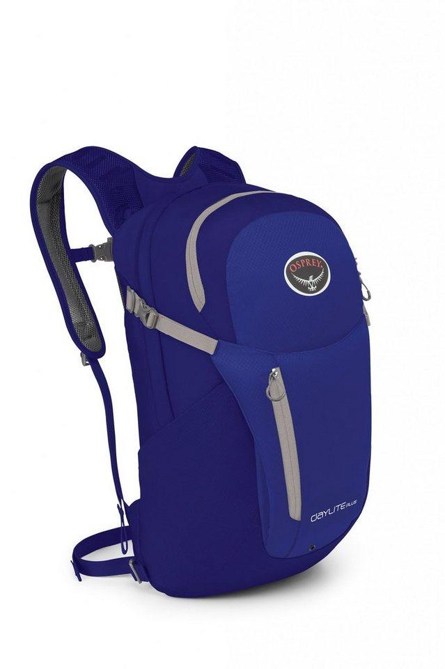 Osprey Sport- und Freizeittasche »Daylite Plus Backpack« in blau
