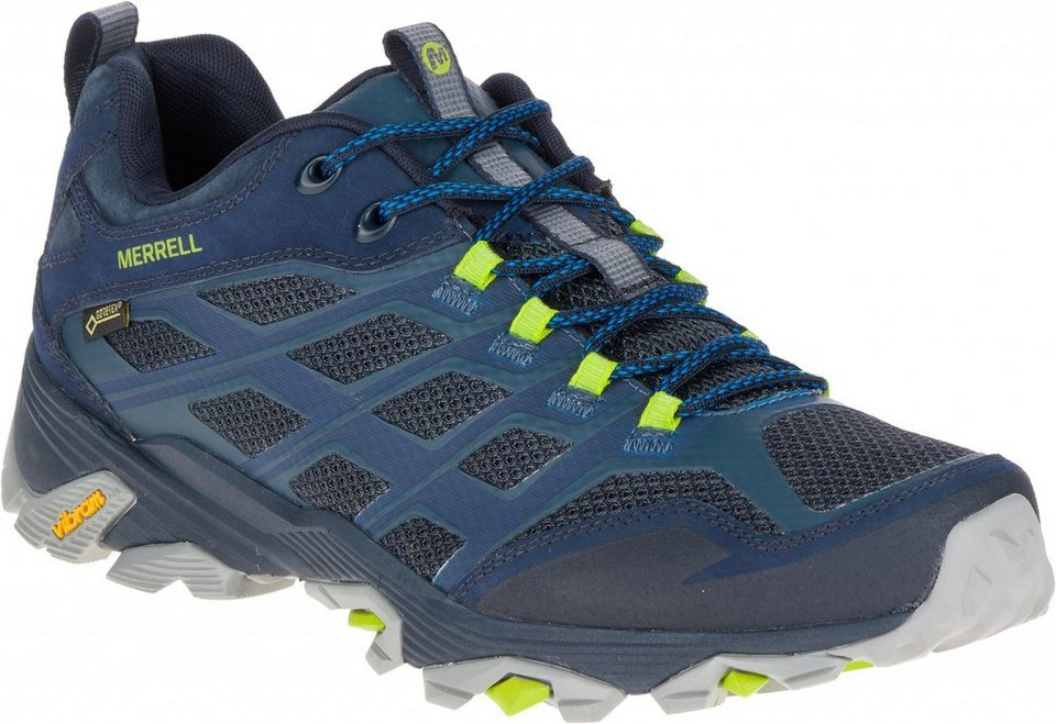 Merrell Kletterschuh »Moab FST Gore-Tex Shoes Men« in blau