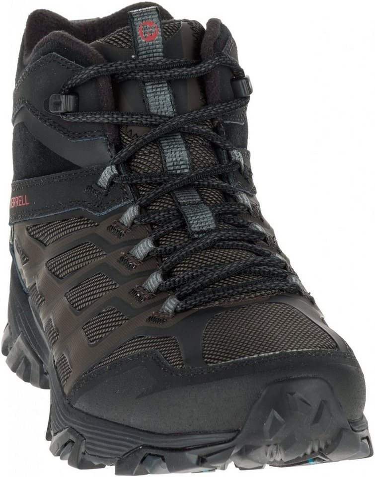 Merrell Kletterschuh »Moab FST Ice+ Thermo Shoes Men« in schwarz
