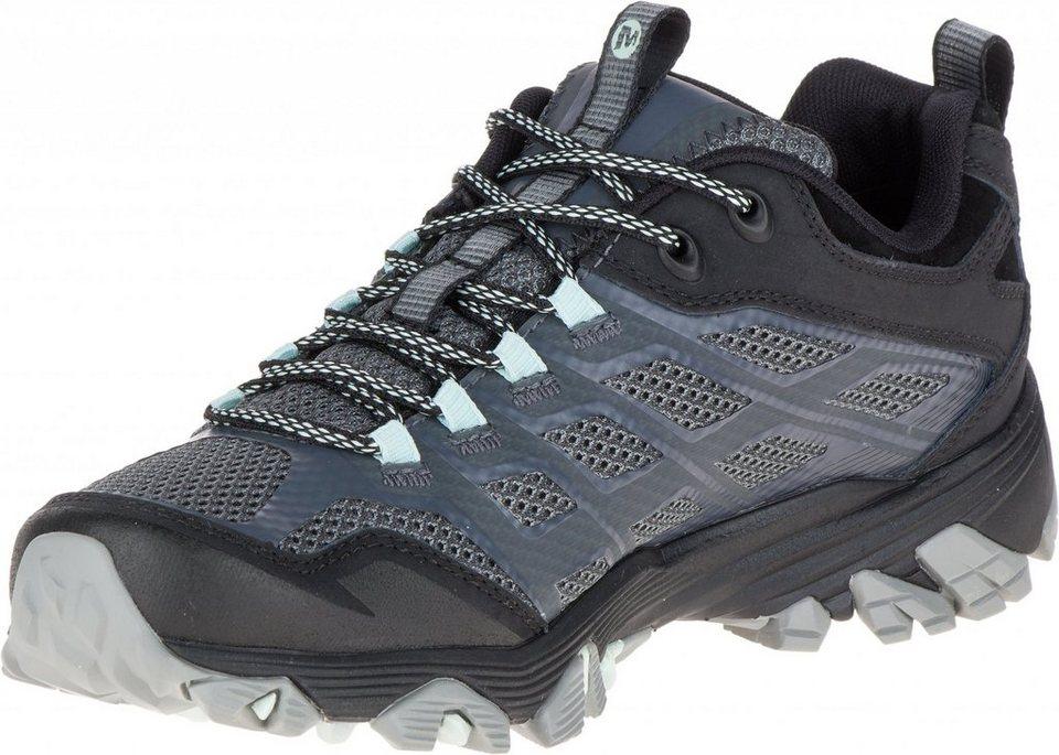 Merrell Kletterschuh »Moab FST Gore-Tex Shoes Women« in grau