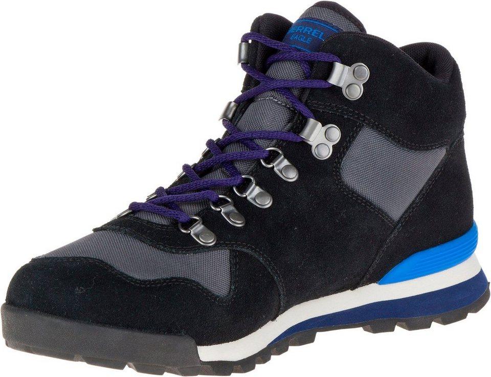 Merrell Kletterschuh »Eagle Shoes Men« in schwarz