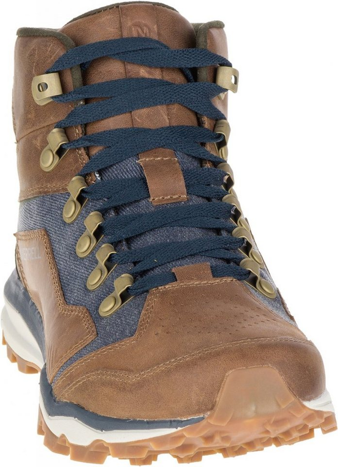 Merrell Kletterschuh »All Out Crusher Mid Shoes Men« in braun