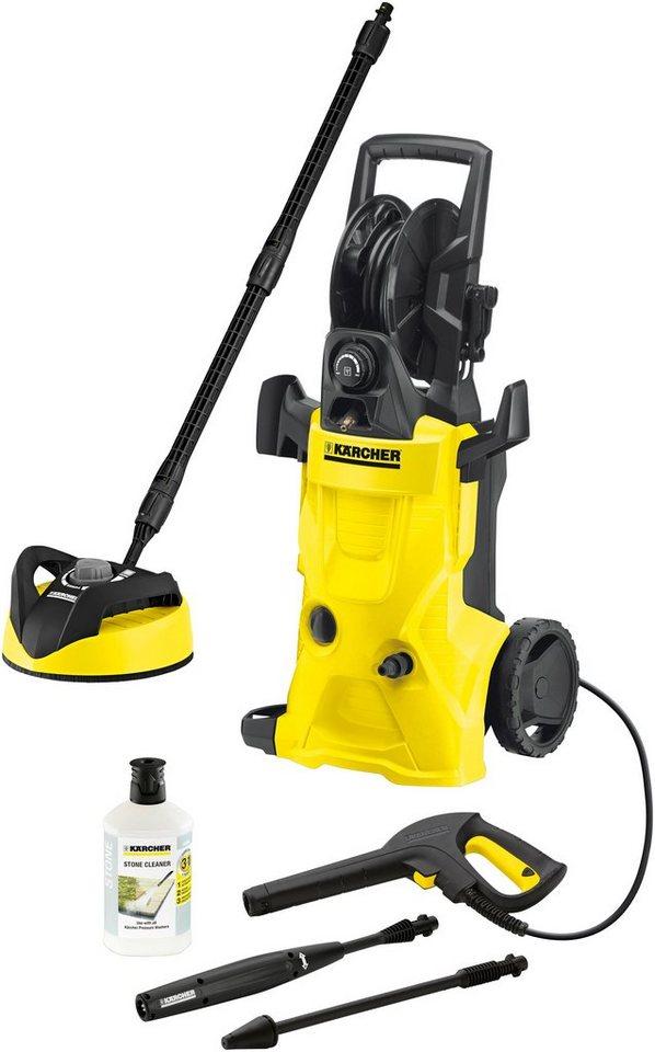 Hochdruckreiniger »K 4 Premium Home Dankeschön Edition« in gelb