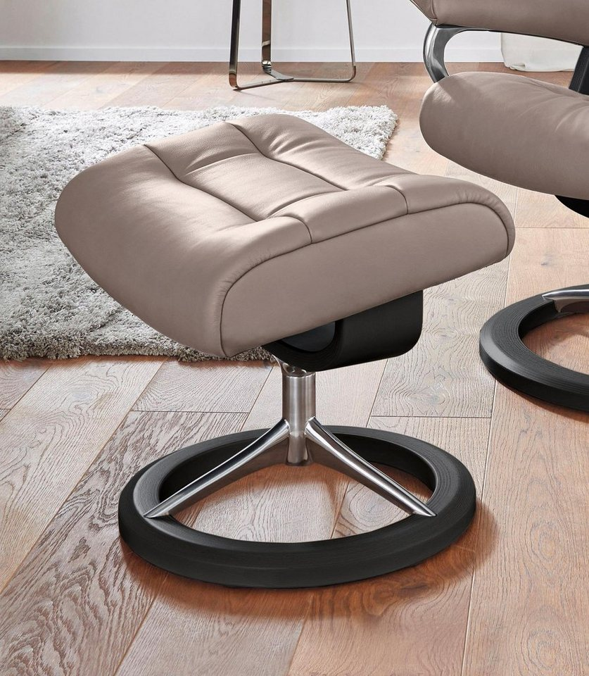 stressless relaxhocker opal mit signature base mit. Black Bedroom Furniture Sets. Home Design Ideas