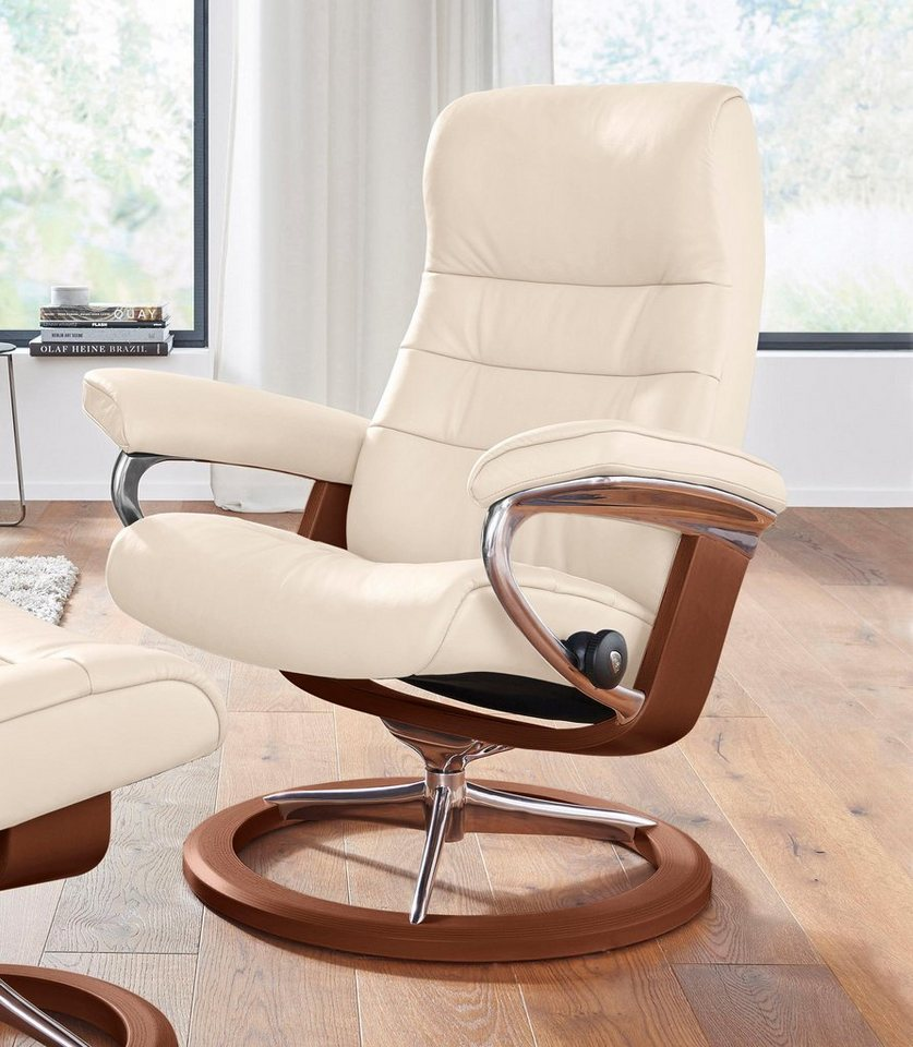 Stressless Relaxsessel Opal Mit Signature Base Grosse M Mit