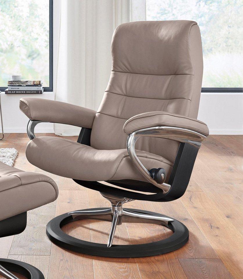 stressless relaxsessel opal set mit signature base. Black Bedroom Furniture Sets. Home Design Ideas