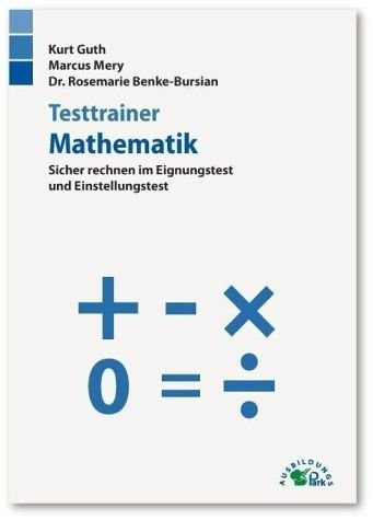 Broschiertes Buch »Testtrainer Mathematik«