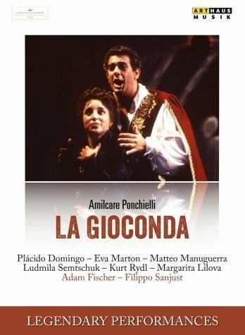 DVD »Ponchielli, Amilcare - La Gioconda«
