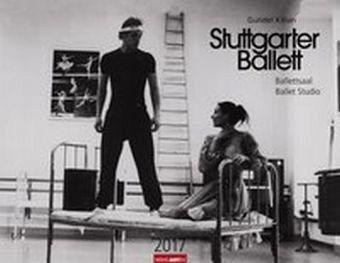 Kalender »Stuttgarter Ballett. Ballettsaal 2017«