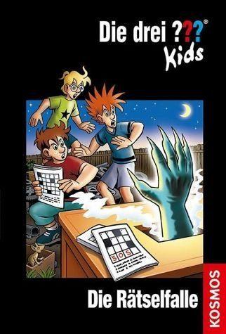 Gebundenes Buch »Die Rätselfalle / Die drei Fragezeichen-Kids...«