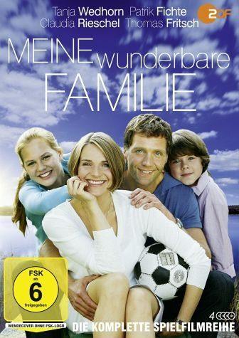 DVD »Meine wunderbare Familie - Die komplette...«