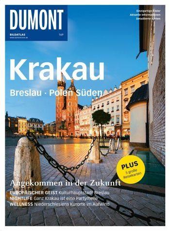 Broschiertes Buch »DuMont Bildatlas Krakau, Breslau, Polen Süden«