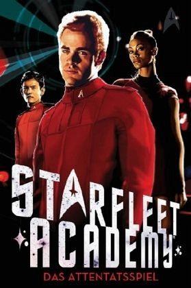 Broschiertes Buch »Star Trek - Starfleet Academy 4: Das...«
