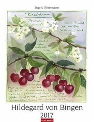 Kalender »Hildegard von Bingen 2017«