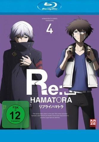 Blu-ray »Re:Hamatora - Vol. 4«