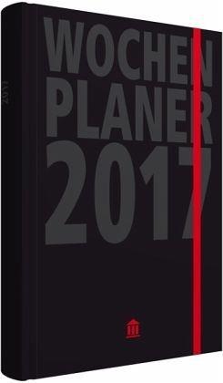 Gebundenes Buch »Wochenplaner 2017«