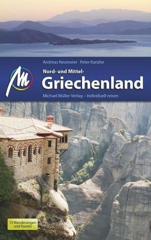 Broschiertes Buch »Nord- und Mittelgriechenland«