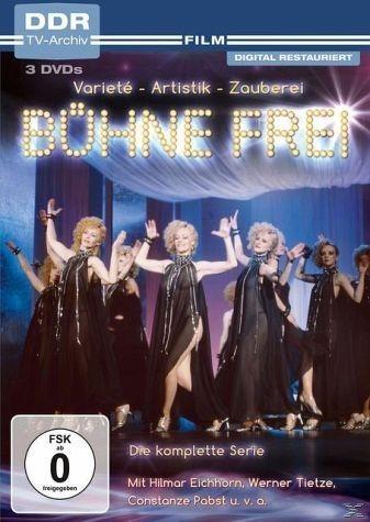 DVD »Bühne frei! (3 Discs)«