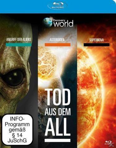 Blu-ray »Tod aus dem All 3er Box«
