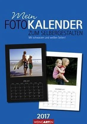 Kalender »Fotokalender zum Selbergestalten 2017. Mit...«