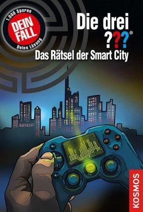 Gebundenes Buch »Die drei ??? Das Rätsel der Smart City (drei...«