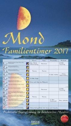 Kalender »Mond Familientimer 2017«