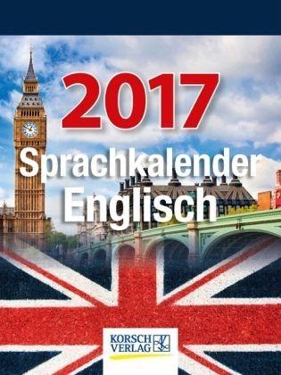 Kalender »Sprachkalender Englisch 2017...«