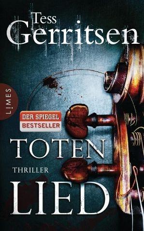 Broschiertes Buch »Totenlied«
