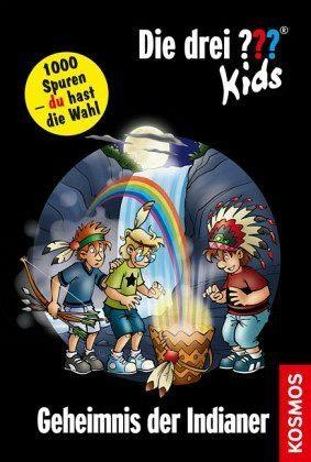 Gebundenes Buch »Geheimnis der Indianer / Die drei...«