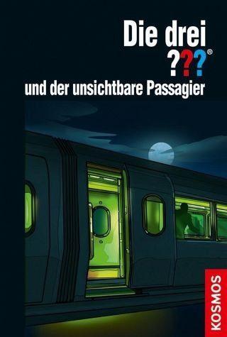 Gebundenes Buch »Die drei ??? und der unsichtbare Passagier /...«