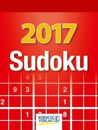 Kalender »Sudoku 2017 Tages-Abreisskalender«