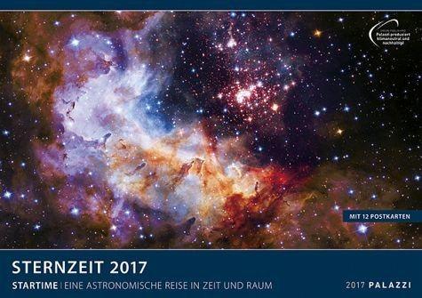 Kalender »Sternzeit 2017«